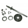 1/12th Large D-Ring Pro Axle Set