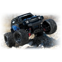 LaTrax 1/18 Teton RTR with 2.4GHz Radio and 6-Cell NiMH Battery